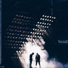 Kanye West & Travis Scott at Summer Ends Festival, Tempe AZ, 2015.