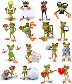 Frog Images to Spice Up Visihow