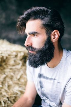 BEARDREVERED on TUMBLR | beardmustacheandlove: Luis Linhares  Portugal
