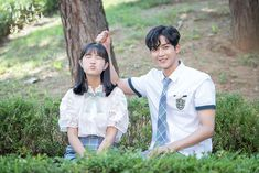 We love recapping Extraordinary You, in fact, it might be my favorite drama on right now. It is fresh and smart and has me laughing… The post Fun Behind the Scenes Images for Filming of Extraordinary You appeared first on Drama Milk. Kim Ro Woon, Mbc Drama, Scene Image, Korean Couple, Kdrama Actors, Indie Movies, Romantic Movies, Drama Movies, Korean Actors