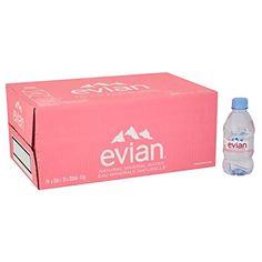 Evian Eau minérale plate 24 x 330 ml