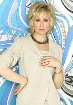 Judith Light ... really loved her in Who's The Boss with Tony Danza