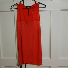 "Sam Edelman Top NWT sleeveless  open back racer. 30"" length. 100% poly Sam Edelman Tops"