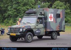 Mercedes Benz G Wagon Ambulance