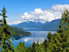 Clearwater Lake, BC, Kanada (Foto von SK-Kunde S. Epping) #Clearwater Lake, #Wells Gray Provincial Park, #British Columbia, #Kanada