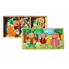 3 Coccinelles à Habiller - truc-chouet.com