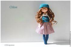 Купить Хлоя. Интерьерная кукла. - кукла ручной работы, кукла, кукла в подарок, интерьерная кукла