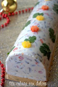 Je vous propose la recette de cette terrine de l gumes en for Entree froide festive