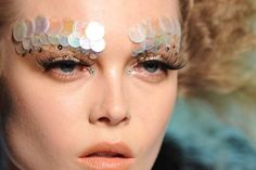 Beauty From Dior 2011 Runway