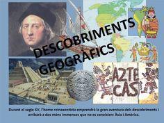 Descobriments geogràfics. maite abad