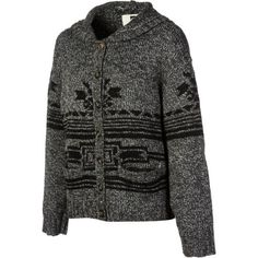 Now THIS is a sweater a gal can really curl up in on those long winter nights by the fire.  :)