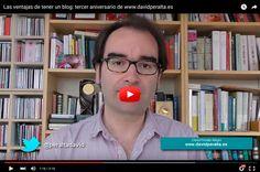 Las ventajas de crear un blog (vídeo)