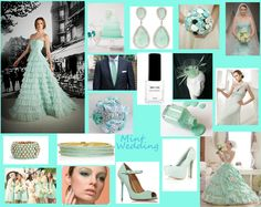 Mint Wedding by ~cookielover17 on deviantART