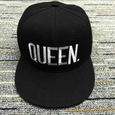 376db82ec3d KING and QUEEN Snapback Hats for Couples. Sports CapsHat MenFemale MaleHat  SizesHip Hop FashionDad ...