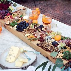 What cheeseboard dreams are made of! via @afabchallenge | SnapWidget