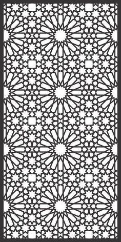 Laser Cut Patterns, Tile Patterns, Pattern Art, Pattern Design, Islamic Art Pattern, Arabic Pattern, Cnc, Motif Arabesque, Laser Cut Screens