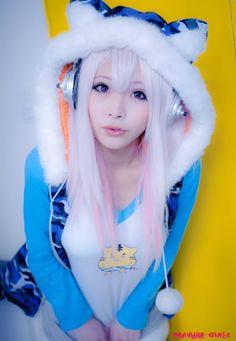 Yuka Hoshikage(星影夕香) Super Sonico Cosplay Photo - Cure WorldCosplay