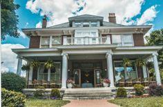 The Timothy Demonbreun House - Bed & Breakfast Nashville, TN