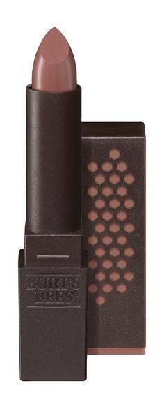 Burt's Bees Lipstick, Suede Splash, 0.12 Ounce