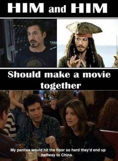 Should make a movie together | High Octane Humor