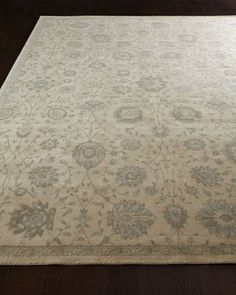Rossetti+Rug+at+Neiman+Marcus. 5 x 7     $359    listed as cream