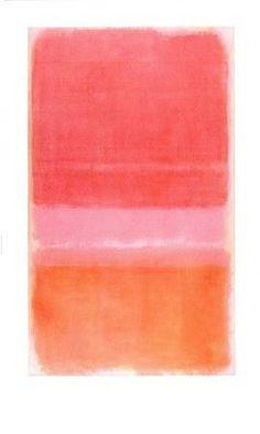 Mark Rothko - no 37 red