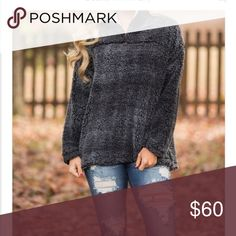 NOW IN STOCK - SHERPA PULLOVERS NOW IN STOCK - SHERPA PULLOVER various colors and sizes Sweaters