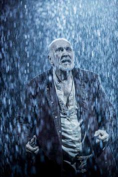 Frank Langella in King Lear