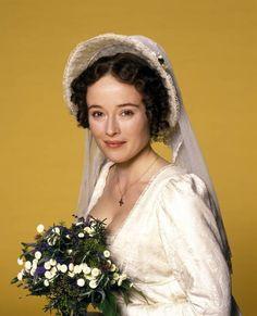 Jennifer Ehle as Elizabeth Bennet (Pride And Prejudice, 1995)
