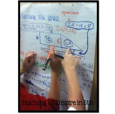 Test Prep Activity: Gallery Walk. Get the students up and moving to solve problems, justify their answers, and critique other students' answers.