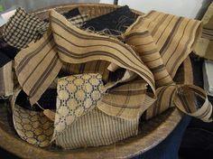 Antique Bashofu remnants (banana cloth).