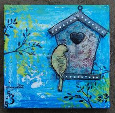 Birdhouse4 by jenni.hamilton, via Flickr