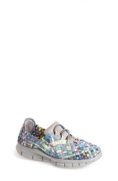 Toddler Girl's bernie mev. 'Vicky' Slip-On Sneaker