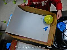 Teaching 2 and 3 Year Olds: A Week in January - Week Four