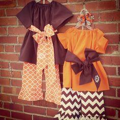 Custom outfits! Find us on Facebook at Meme's Sweet Treasures!