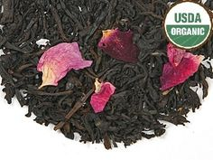 1oz Rose Earl Grey Loose Leaf Tea  20 servings by CheapLooseTea, $2.99