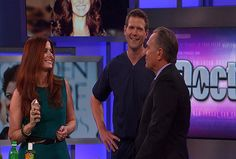 Emmy Award-winning actress Debra Messing gives her three tips for beating back annoying allergy symptoms.