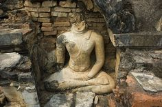 A headless sculpture of Buddha belonging to the Chola period of century AD was excavated from a sugarcane field at Manalur village in Thanjavur district. Buddha Idol, Buddha Quote, Buddha Sculpture, 11th Century, Buddhist Temple, Anthropology, Buddhism, Archaeology, Mystery