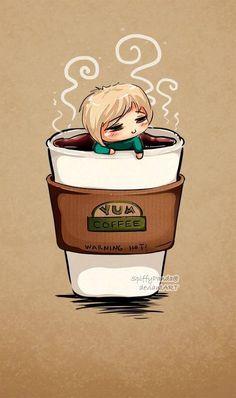 Ahh coffeee.....