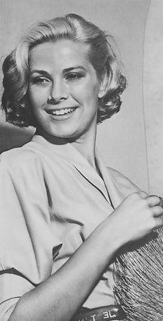 Grace Kelly before stardom