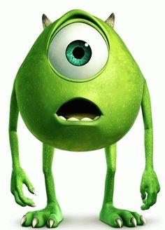 Pixar Animation Studios (Pixar) is an American computer animation film studio based in Emeryville, California. Pixar is a subsidiary of The Walt Disney Company. Disney Monsters Inc, Monsters Inc Characters, Pixar Characters, Monsters Inc Mike, Monsters Inc Funny, Sully Monsters Inc, Clay Monsters, Fictional Characters, Monsters Inc