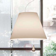 oświetlenie do salonu z jadalnią | okrągła lampa sufitowa led liyan biała | lampy wiszące led do salonu | lampa salon loft | tanie lampy wiszące