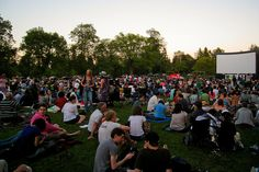 Free Movies at Stanley Park this Summer. Zoolander, Grease, Monty Python, Labyrinth, Bill and Ted's Excellent Adventure.