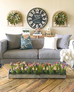 "6,583 Likes, 19 Comments - Better Homes & Gardens (@betterhomesandgardens) on Instagram: ""It's inspiration o'clock thanks to @blessedonbluefinch. """