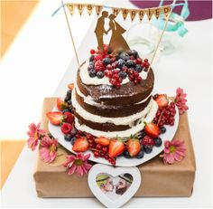 REZEPT: Wedding Cake