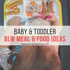 here are blw meal or Filipino baby and toddler food ideas for your children. These are either ulam or full meals Picky Toddler Meals, Toddler Food, Baby E, Our Baby, Pinoy Food, Crochet Baby Shoes, Baby Led Weaning, Filipino Recipes, Mariage