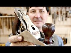 I CAN'T BELIEVE IT!!  A Real Stanley No.2 Plane - YouTube