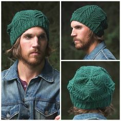 Crochet for Men! 4 Projects You've Been Waiting For - Interweave
