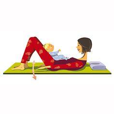 Récupérez la ligne avec votre bébé - Bébés et Mamans