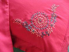 vintage pattern stitchalong at feeling stitchy